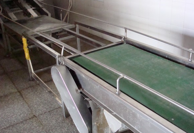 Slaughter conveying line for pig,cattle,chicken