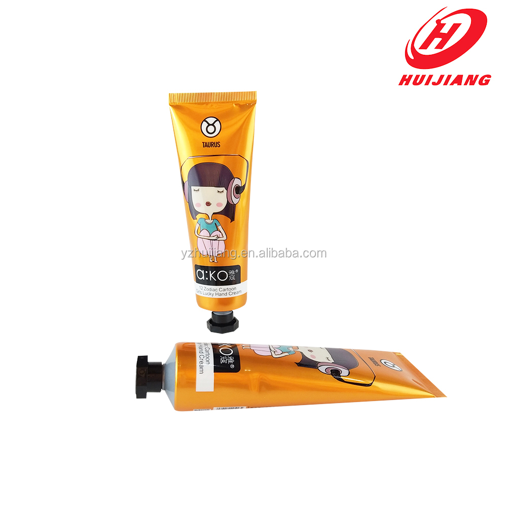 Aluminium Barrier Laminate tooth paste tube