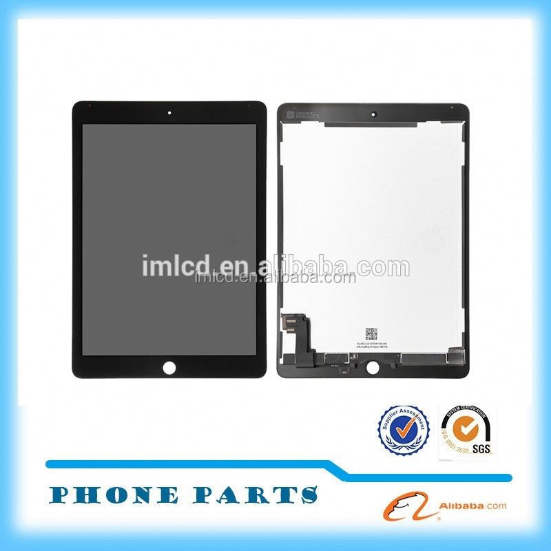 1-2workdays send tablet for iPad 6 for iPad air 2 screen replacment