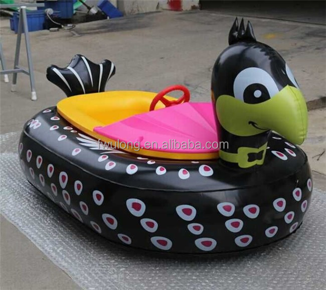 Water Battery Operated Inflatable Kids inflatable boat for sale with motor