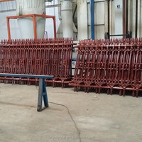 Becautiful Euro Steel Walls Fence Models