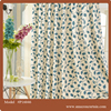 model dream home curtain /window covering/eamless splicing window panel