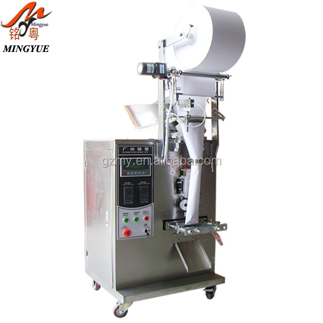 Counting pieces capsule small sachet packaging machine