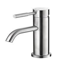 SUPOR250604-02-LS304 stainless steelsingle handle double pipeline basin faucet