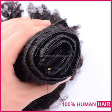 Fashion competitive price hair bang 100% human hair extensions