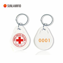 Hf rfid small nfc tag for laundry clothing