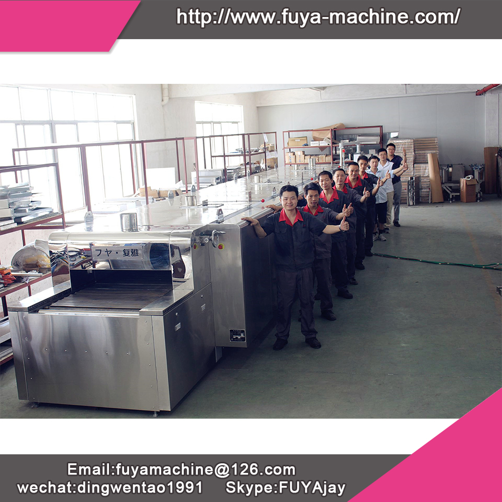 Manufacturer Supply Gas Bread Tunnel Oven For Cakes