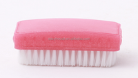OEM customed cheap plastic hand cleaning brush