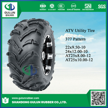 China racing atv tire 22X9.5-10 24X12-10 atv tire mud for sale