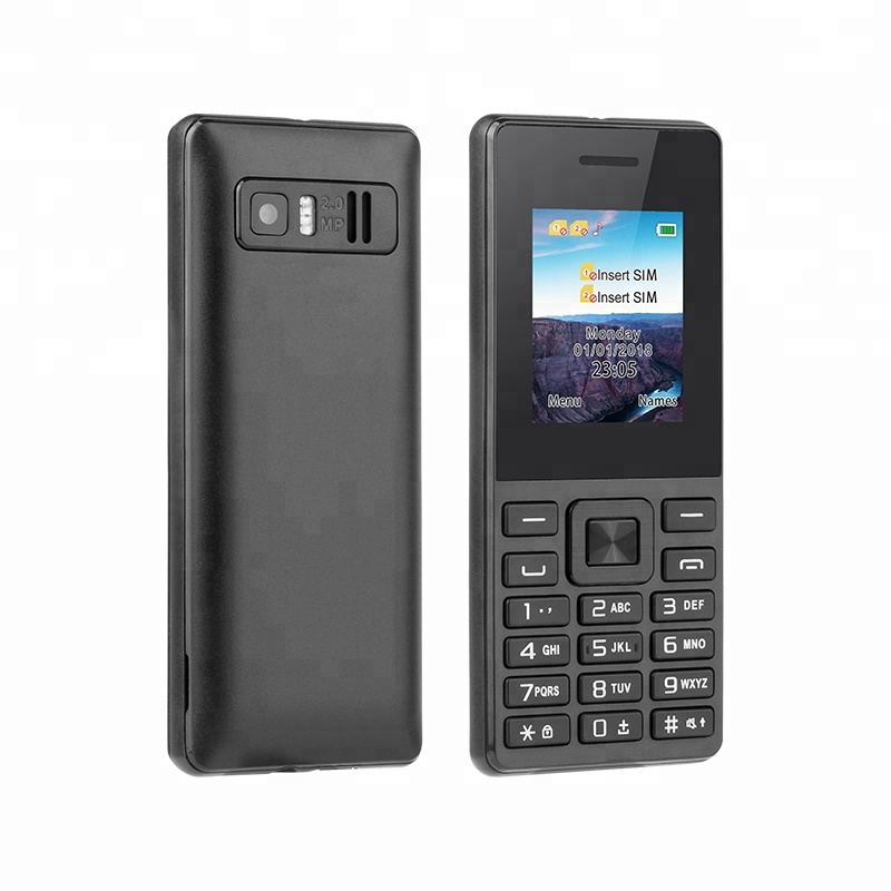 ECON No.4 Cheap 1.77 inch Dual SIM Bar Mobile Cheap Telefon Cell Phone Unlocked