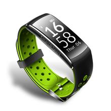 Q8 Smart Bracelet Heart Rate Monitor Fitness Tracker Bluetooth Wristband IP68 Waterproof Monitor Sport band for Android IOS