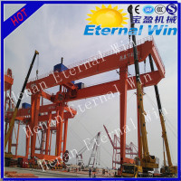 mobile gantry crane design from crane hometown
