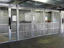 hot dipped galvanized horse stall for sale