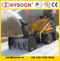 cleaning machine mechanical snow blower