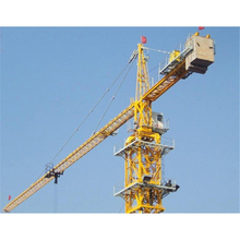 CE and Goast Approved QTZ20/40/80/125/160 Mobile Tower Cranes,travelling tower crane