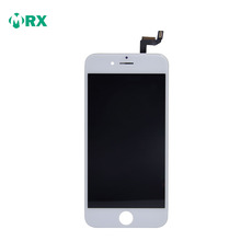 2017 wholesale foxconn mobile refurbished lcd for iPhone 6s, lcd for iPhone 6s touch digitizer assembly