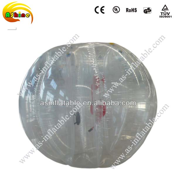 Popular durable adult Soccer bubble with ce