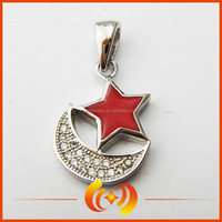 China Wholesale 925 Sterling Silver Star