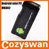 Manufacturer ! android 4.0 mini pc , android 4 0 google tv box MK802