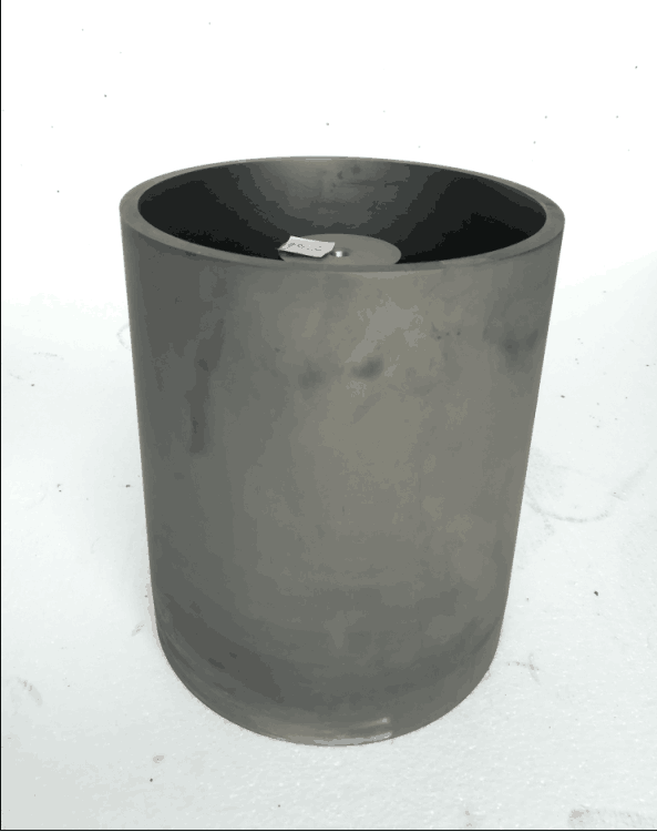 Graphite die copper alloy /crystallizer up casting/ horizontal casting graphite mould