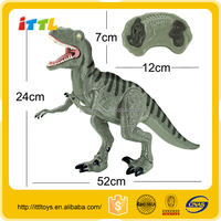 rc animal toys infrared remote control dinosaurs toy for kid