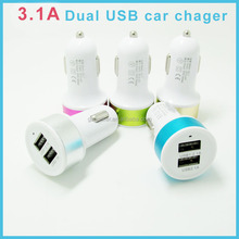 wholesale product ! portable USB travel charger phone car charger , car charger adapter for iphone 5