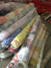 cheapest mixed designs bedsheets fabrics by kg