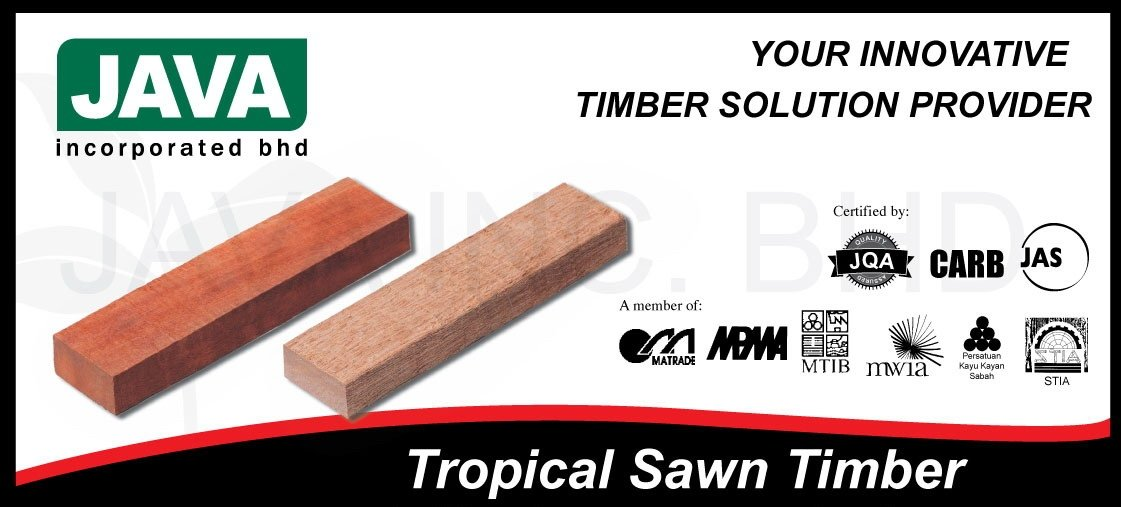 Selangan Batu Sawn timber