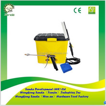28L or 30L portable water jet car wash equipment