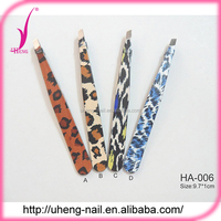 China Wholesale Merchandise Rounded Eyebrow Tweezers and Eyelash Eyebrow Tweezers