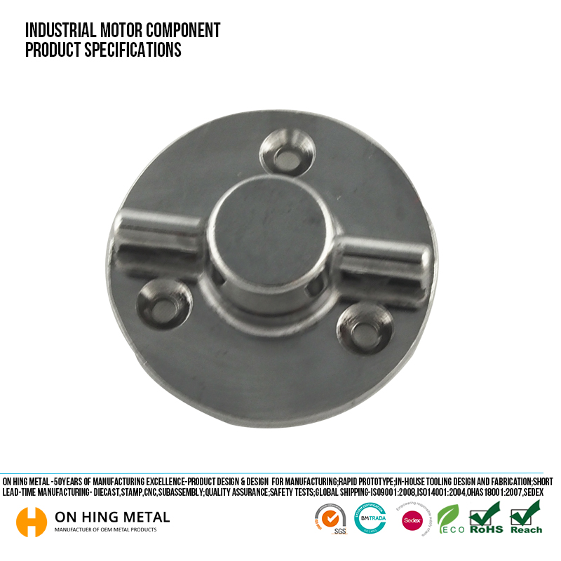 HongKong High quality Aluminum Die Casting water pump cover