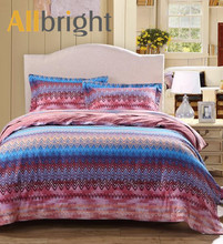 ALLBRIGHT exotic charm cheap percale king size bedding sets 4 bedding article