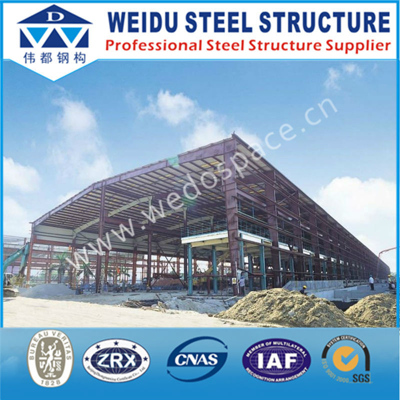 Large span steel structure factory,warehouse, building,shed,hangar
