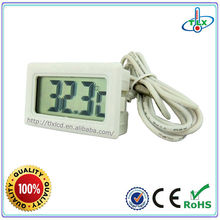 ABS material fish tank temperature sensor thermometer