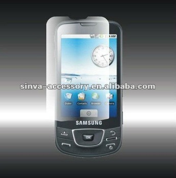 Hot anti-UV anti-glare screen protector for nokia