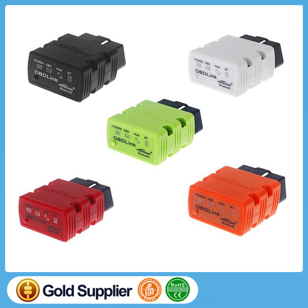 Super Mini Wireless ELM327 Bluetooth OBD2 Car Auto Diagnostic Scan Tools KW902 OBDII Code Reader