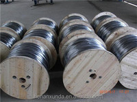 overhead Aluminum core duplex xlpe insulated ABC cable