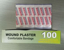 First Aid Band Wound Adhesive Plaster CE FDA