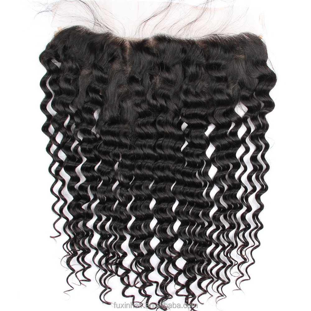 8a Grade Wholesale Cuticle Aligned Hair Extension Human Hair Frontal