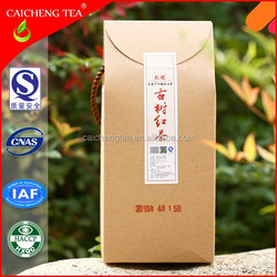 High Grade Yunnan Famous Black Tea with 650g/ Sack or Loose-leaf Black Tea