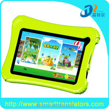 Multi functional smart Android 7 inch MID Education Best Children Tablet PC