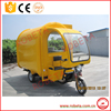 2016 Hot sales electric tricycle motorcycle food cart with CE certificate