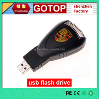 Brand usb flash drive Porsche usb flash drive custom car key usb flash drive FOR PROMOTIONAL Gift