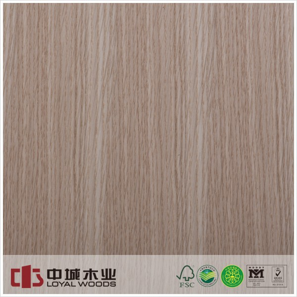 Factory sale best quality quarter cut white oak veneer for plywood