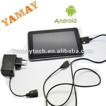 Low price 7 inch built in 3G phone calling GPS Bluetooth android tablet pc