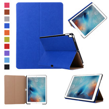 New Arrvial 10 Colors Ultra Thin Leather Flip cover For Ipad pro 10.5 Tablet Case