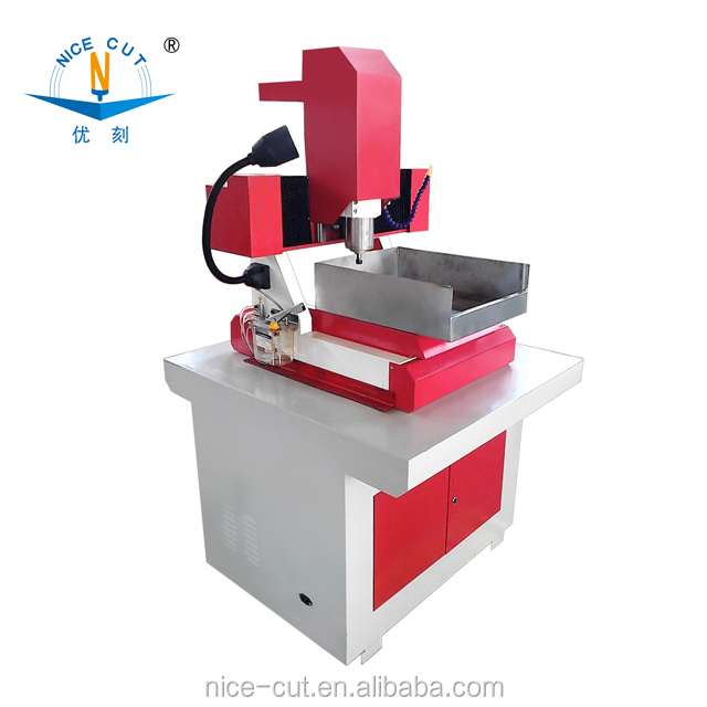 NC-B6090 hot sale small milling machine for jewellery
