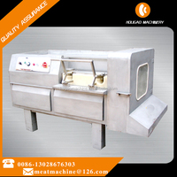 New technology China factory supply Frozen meat dicer machine /meat cube cutting machine/ Beef chicken Pork meat cube dicer