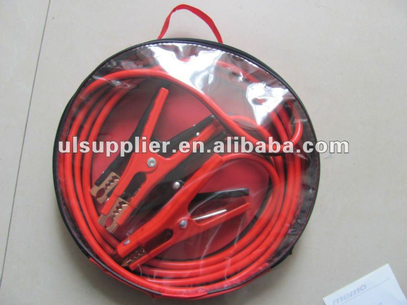 S30256 6 Guage booster cable