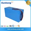 China professional manufacturer lithium ion phosphate battery for car starting